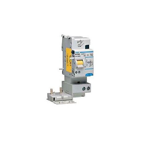 HAGER BF264N BLOCCO DIFFERENZIALE BIPOLARE 2P 300MA AC 63A - 2M HBF264NHAGER