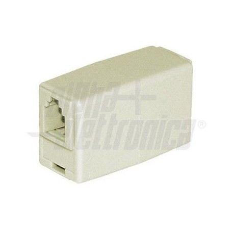 Adattatore telefonico modulare da presa a presa Modulare 8P8C 94-413SOVATEM
