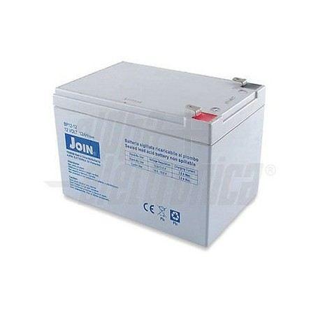 Batteria Piombo 12V - 12Ah - AGM BP12-12SOVATEM