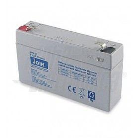 Batteria Piombo 6V - 1,3Ah - AGM BP06-1,3SOVATEM