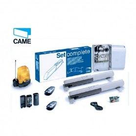 KIT CAME U7090 CANCELLO BATTENTE FINO 3 MT 220V CON DUE TELECOMANDI CAMU7090CAME