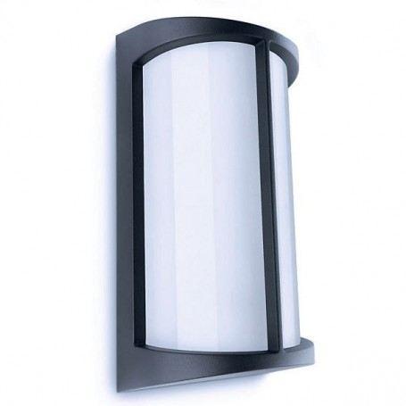 APPLIQUE LED NERA 172253056 POND MURO LAMPADINA LED E27 2700K PHIMSI172253056PHILIPS