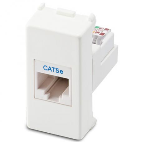 PRESA RJ45 Plug 8-8 cat.5e UTP SERIE MIX MST21218Master