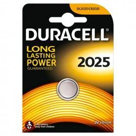 Pile Duracell Specialistiche - bottone litio - 2025 - 3 V - 2025 DU21DURACELL