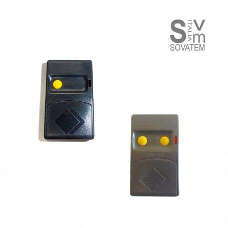 TELECOMANDO SEAV TX1 E TX2 CON CODIFICA A LEVETTA A 306MHZ TX1-2SEAV