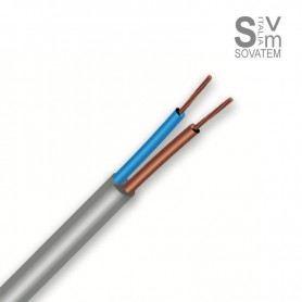 Cavo elettrico FROR bipolare diametro 2x1-2x1,5-2x2,5-2x4-2x6mmq al metro CEF2000ITC