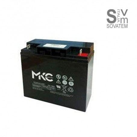 Batteria Ermetica Ricaricabile al Piombo 12V - 18Ah - AGM DB-FDJ8-9FOZSOVATEM
