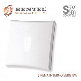 BENTEL BW-SRI SIRENA DA INTERNO AUTOALIMENTATA RADIO SENZA BATTERIA BW-SRIBENTEL