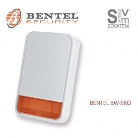 BENTEL BW-SRO SIRENA DA ESTERNO AUTOALIMENTATA RADIO SENZA BATTERIA BW-SROBENTEL