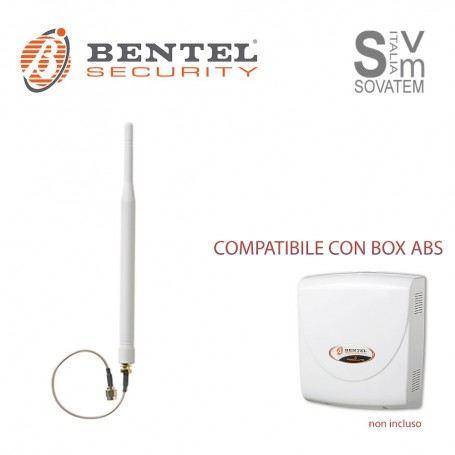 BENTEL ABS-AK ANTENNA GSM PER CONTENITORE PLASTICO ABSOLUTA ABS-AKBENTEL