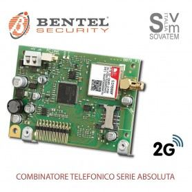 COMUNICATORE TELEFONICO BENTEL ABS-GSM PER CENTRALI ALLARME ABSOLUTA GSM-GPRS ABS-GSMBENTEL