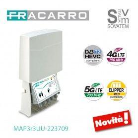 AMPLIFICATORE DA PALO FRACARRO 223709 MAP EVO 3r3UU LTE+ NUOVO 223511 MAP313LTE FRA223709FRACARRO