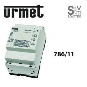 URMET 786/11 Alimentatore citofonico base con generatore di nota (230 Vca) 786/11URMET