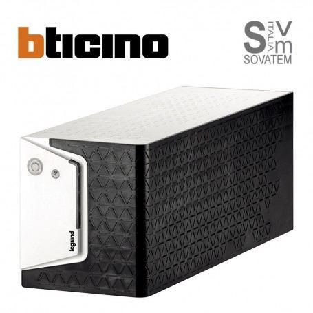 UPS MONOFASE LINE INTERACTIVE VI KEOR SP 800VA, FINO A 15 MIN 4 PRESE IEC +1 USB 310183BTICINO