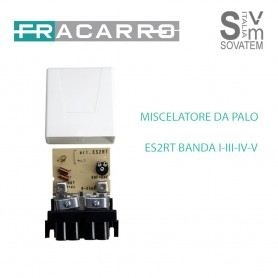 AMPLIFICATORE SEGNALE FRACARRO ES2RT DA PALO BANDA I-III-IV-V 1 INGRESSO 226912FRACARRO