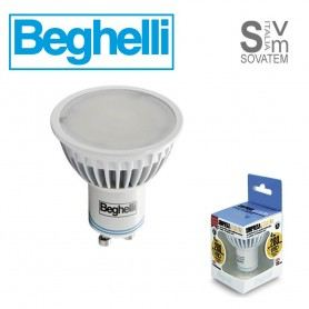 LAMPADINA GU10 EMERGENZA BEGHELLI SORPRESA POWERLED ANTI BLACK-OUT BEG56303BEGHELLI