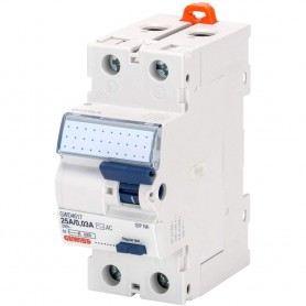 Interruttore differenziale puro GEWISS GWD4617 2 poli 25A 6kA 30mA AC 2 moduli GEWGWD4617GEWISS
