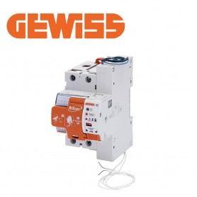 Restart Gewiss D4817R interruttore differenziale a riarmo automatico EX 94817R GWD4817RGEWISS