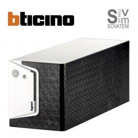 UPS MONOFASE LINE INTERACTIVE VI KEOR SP 600VA, FINO A 15 MIN 4 PRESE IEC +1 USB LEG310181BTICINO